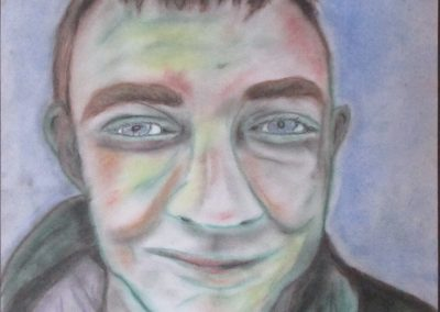 Self_Portrait_Off Colour Soft Pastels